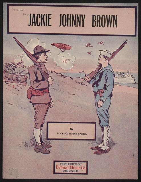 Jackie Johnny Brown