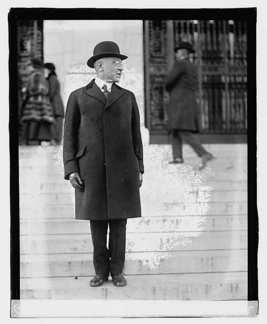 Julius Rosenwald, Pres. of Sears Roebuck