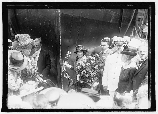 Launching Vanada, Va., Ship Bldg. Corp., June 21, 1919