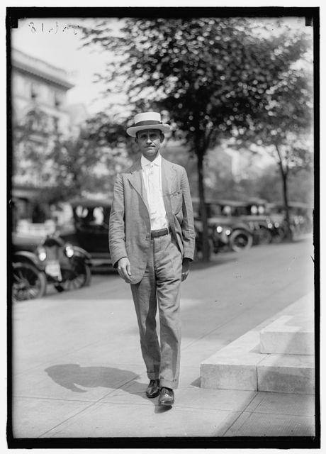 LEVER, FRANCIS ASBURY. REP. FROM SOUTH CAROLINA, 1901-1919