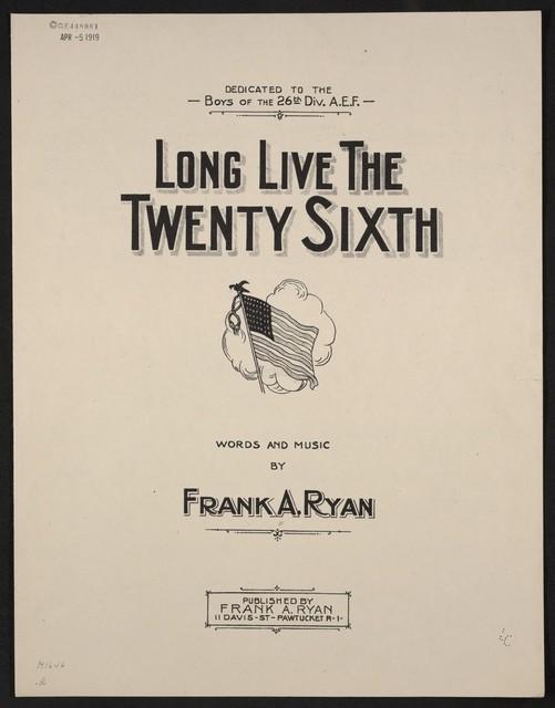 Long live the twenty sixth