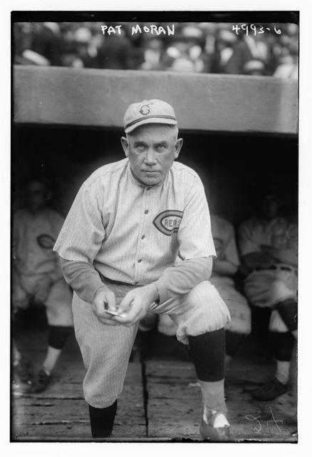 [Manager Pat Moran, Cincinnati NL (baseball)]