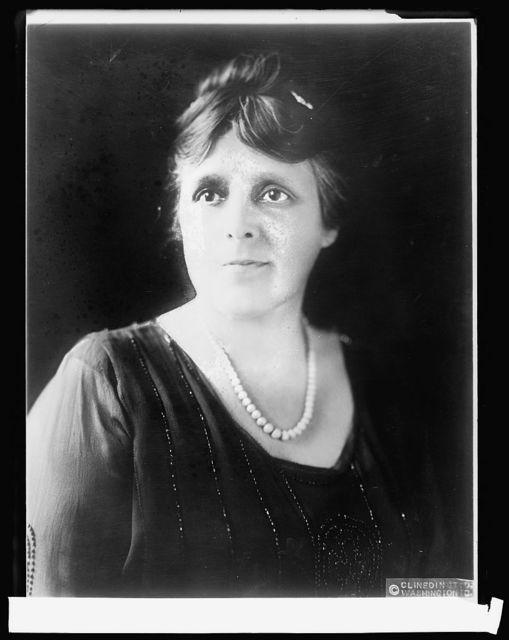 Mrs. Miles Poindexter