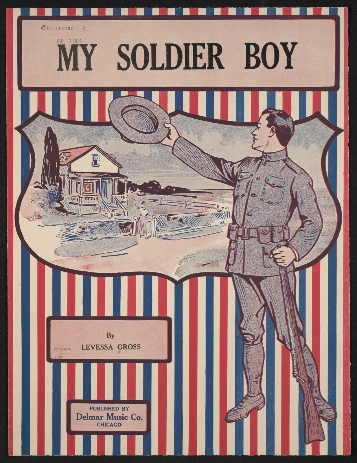 My soldier boy