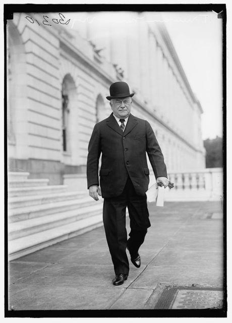 NEWBERRY, TRUMAN HANDY. ASST. SECRETARY OF THE NAVY, 1905-1908; SECRETARY OF THE NAVY, 1908; SENATOR FROM MICHIGAN, 1919-1922