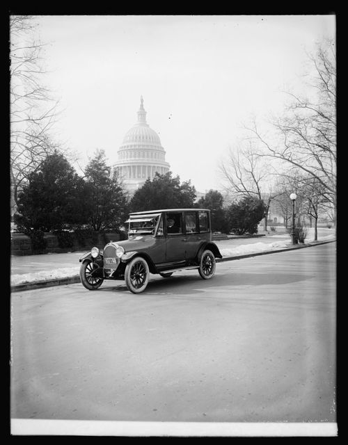 Oldsmobile Sales Co., Capitol, [Washington, D.C.]