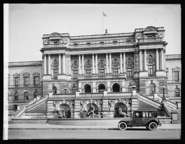 Oldsmobile Sales Co., Library [of Congress, Washington, D.C.]