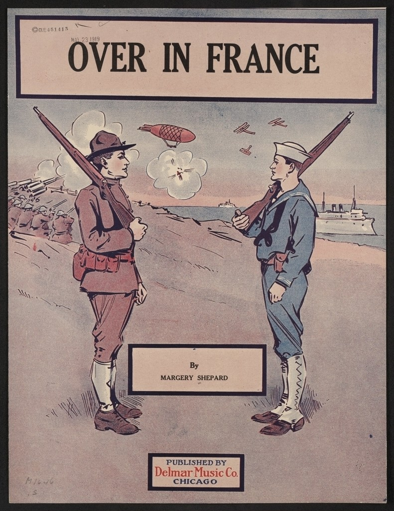 Over in France
