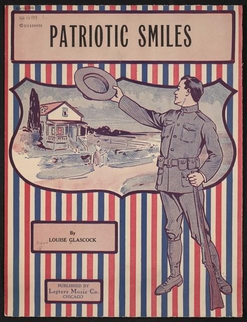 Patriotic smiles