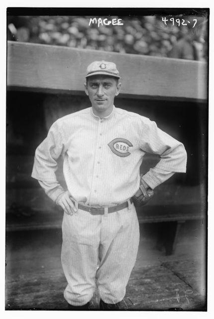 [Sherry Magee, Cincinnati NL (baseball)]