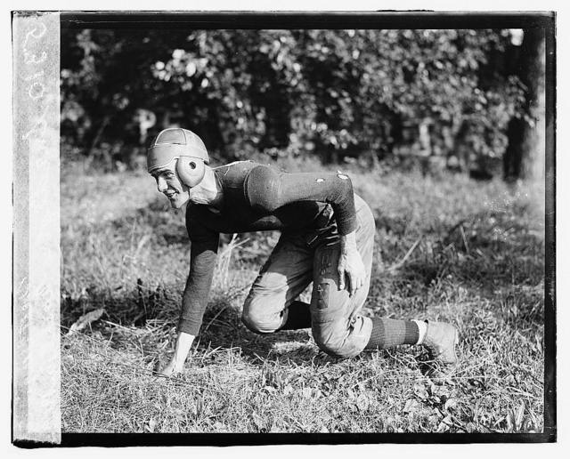 Snedeger, West Virginia Wesleyan, 1919