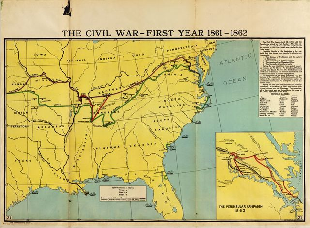 The comprehensive series, historical-geographical maps of the United States /