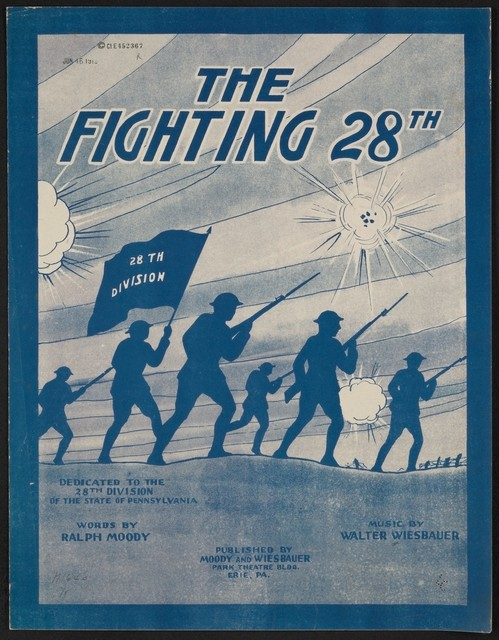 The  fighting 28th