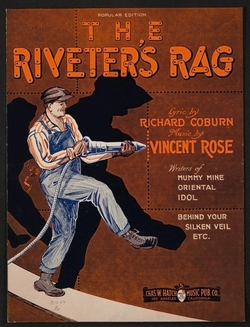 The  riveter's rag