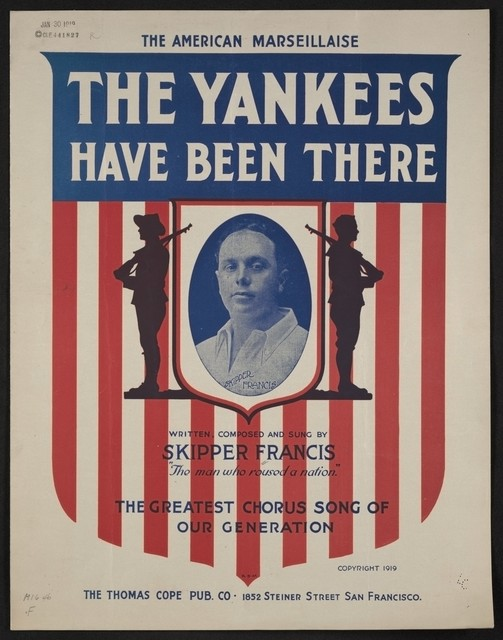 The  yankees have been there