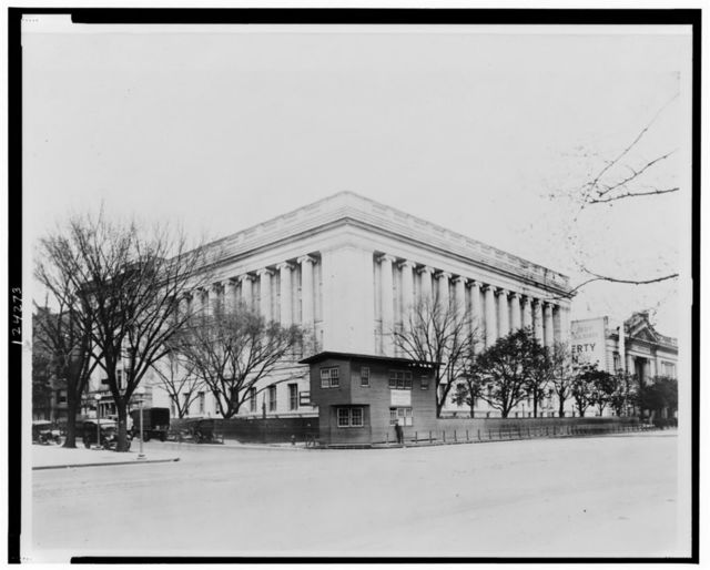 United States Treasury Annex