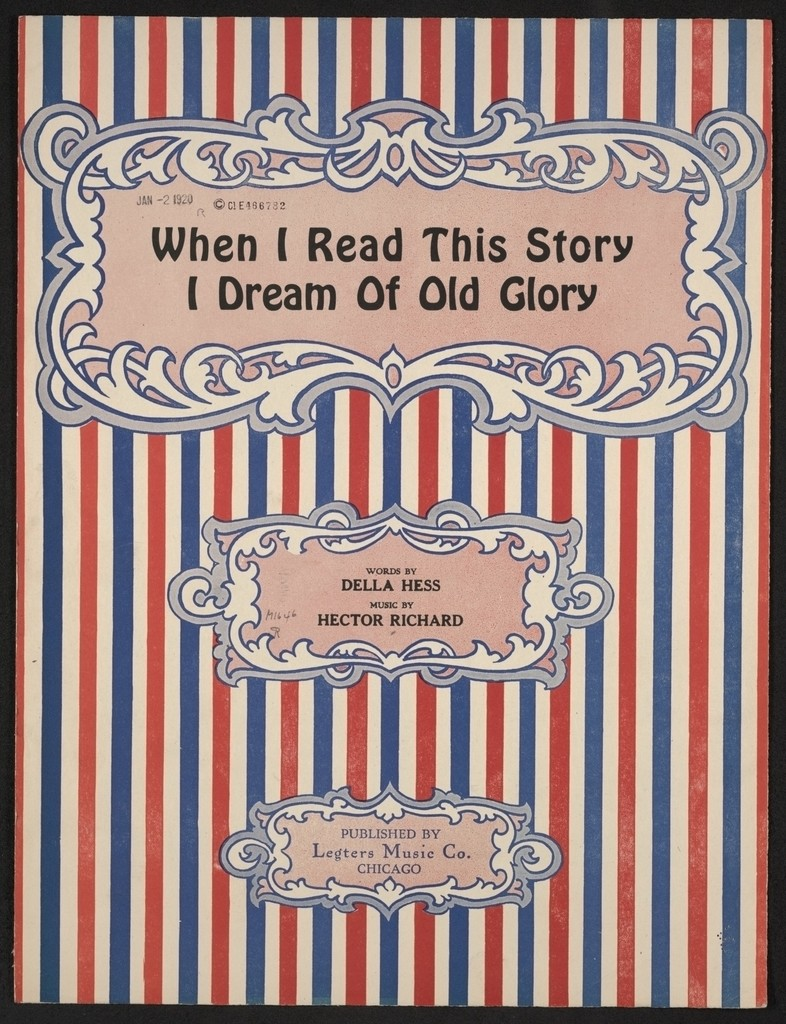 When I read this story I dream of old glory