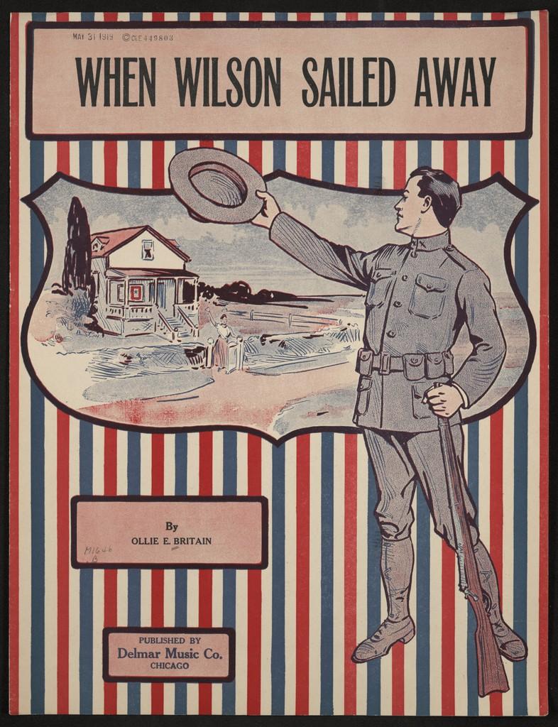 When Wilson sailed away