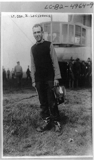 Zachary Lansdowne, 1888-1935