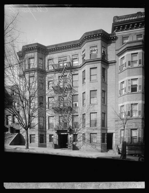 1419 Chapin St., [Washington, D.C.]