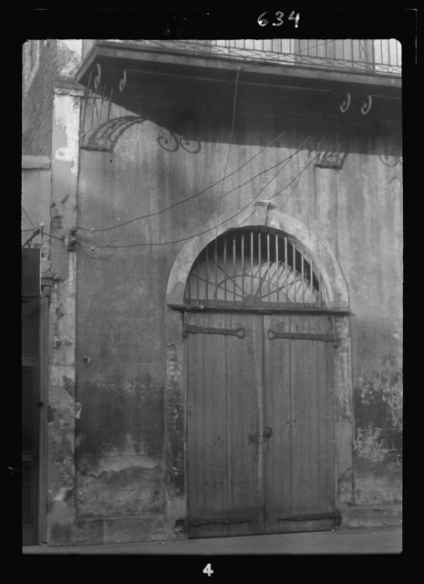 Absinthe House entrance, New Orleans