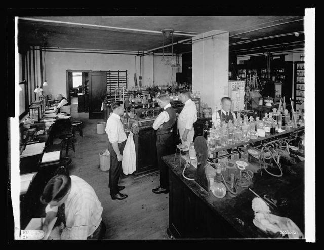 Agrl. Dept., Bureau of Chemistry