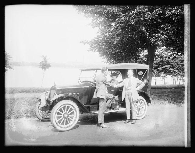 Allen car, 1920