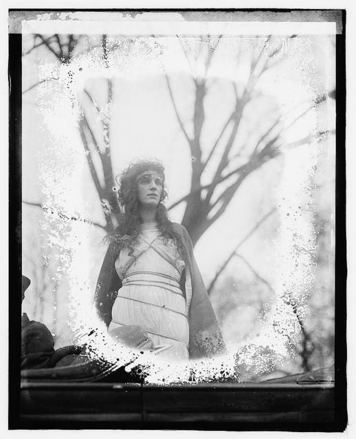Amelia Rosser as Ireland