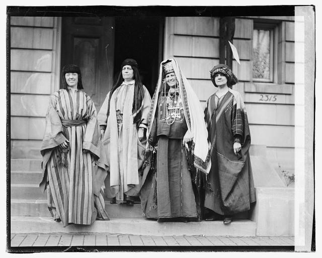 Biblical group: Pen Women's League