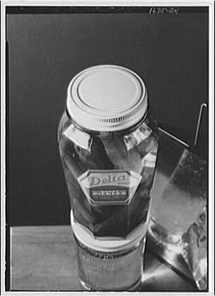 Closures on pickle jars. Pickle jar III