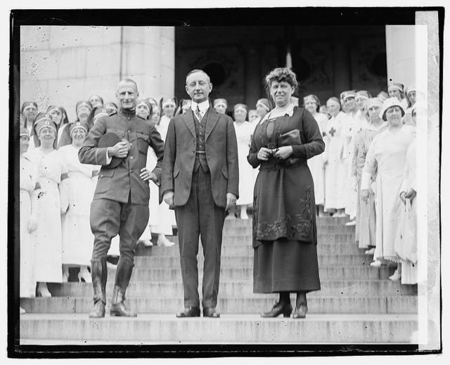 Col. Kertz, Hendricks, Miss Boardman