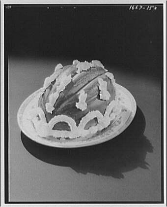 Colonial Ice Cream Co. Ice cream forms XV
