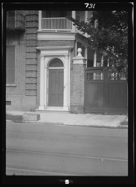 Commodore Ingram House, Charleston, South Carolina