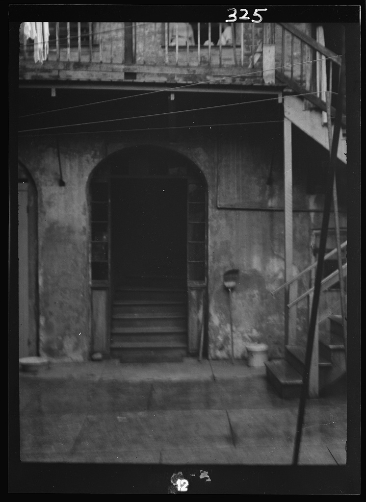 Courtyard, New Orleans