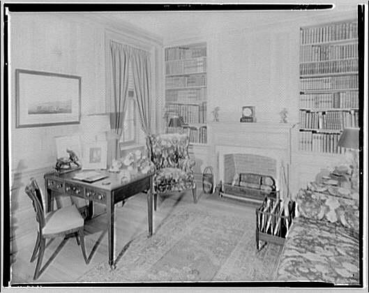 Cremona, Major Davidson's residence in Mechanicsville, Maryland by Schuyler & Lounsbery. Library of Cremona I