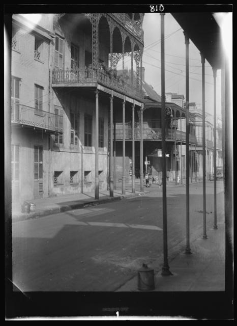 Dauphine Street, New Orleans