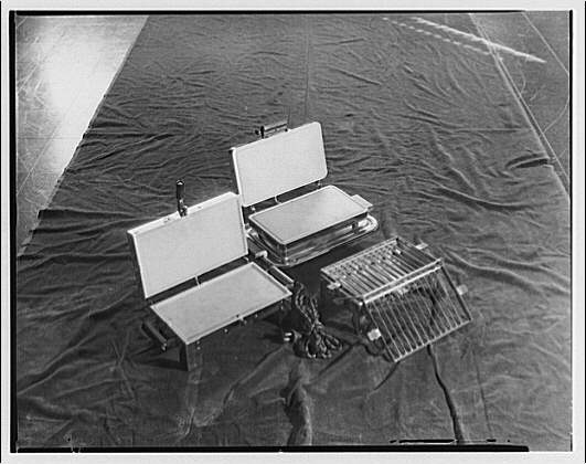 Electric Institute of Washington. Electric skillets and grill