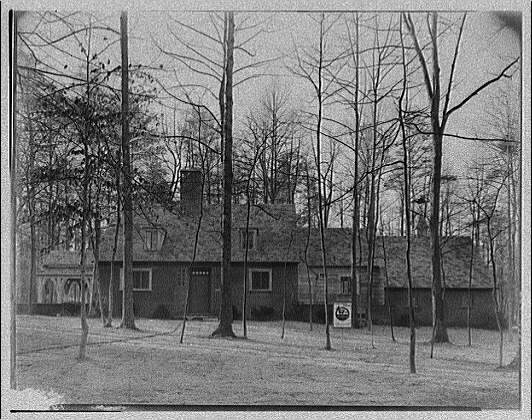 Electric Institute of Washington. Life model home in Greenwich I