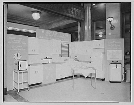 Electric Institute of Washington, Potomac Electric Power Co. Kitchen display
