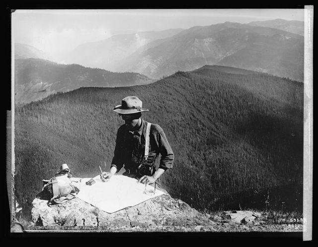 Forest Service: a ranger