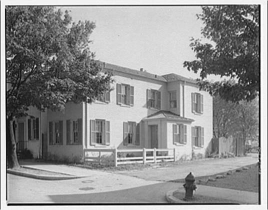 G. Sawyer, architect. Home of Gertrude Sawyer II