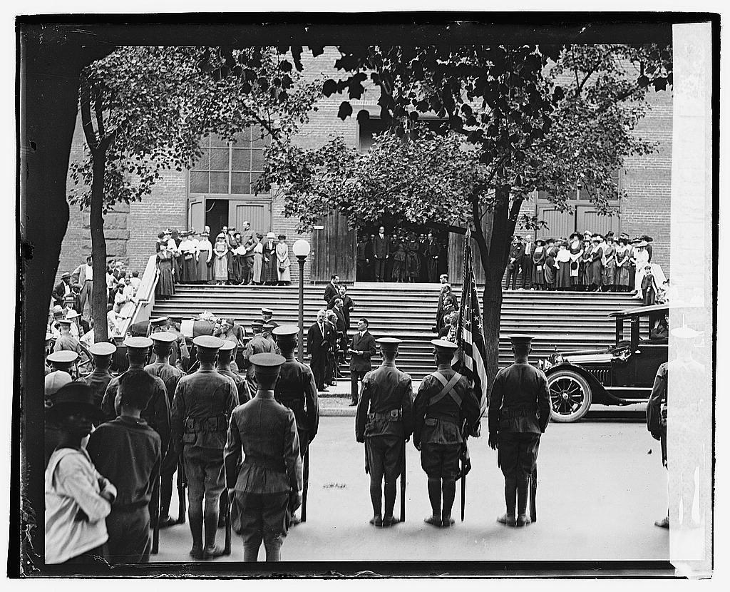 Galvan, Dr. Luis, funeral
