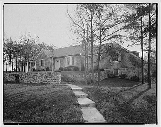 George Moss houses. George Moss house at 300 Revera Pl., Maryland  I