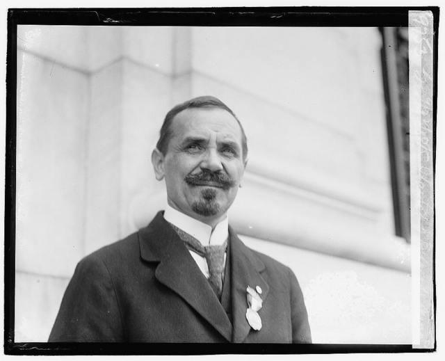 Georges K. Staitch of Belgrade, Serbia