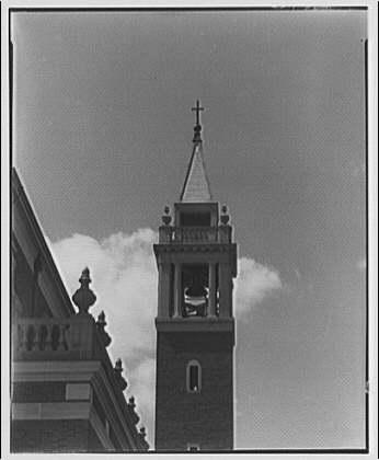 Georgetown Preparatory School. Bells and tower at Georgetown Preparatory School I