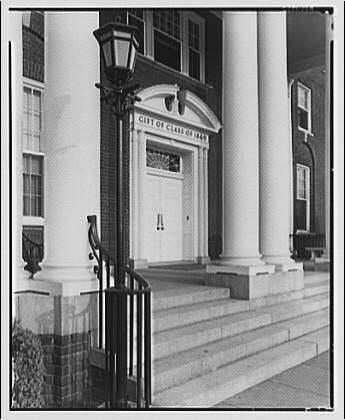 Georgetown Preparatory School. Entrance to Georgetown Preparatory School I