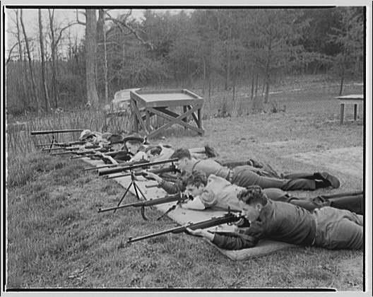 Georgetown Preparatory School. Rifles at Georgetown Preparatory School IV