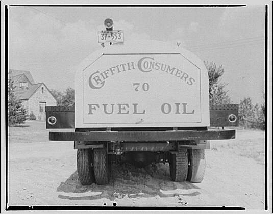Griffith Consumers Co. Views of Griffith Consumers Co. truck I