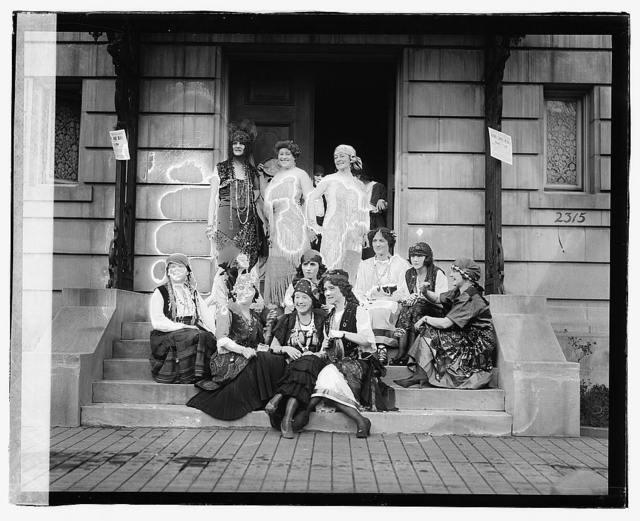Gypsy group: Pen Women's League