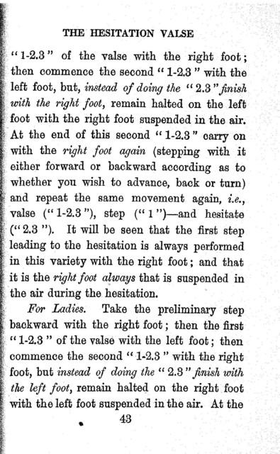 Handbook of ball-room dancing